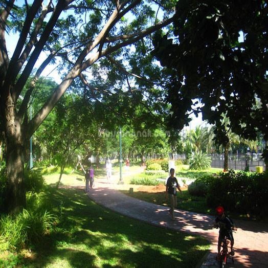 Taman Jogging 1 Kelapa Gading