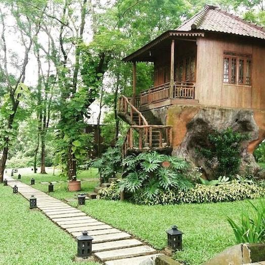Rumah Pohon Leo Mekarsari