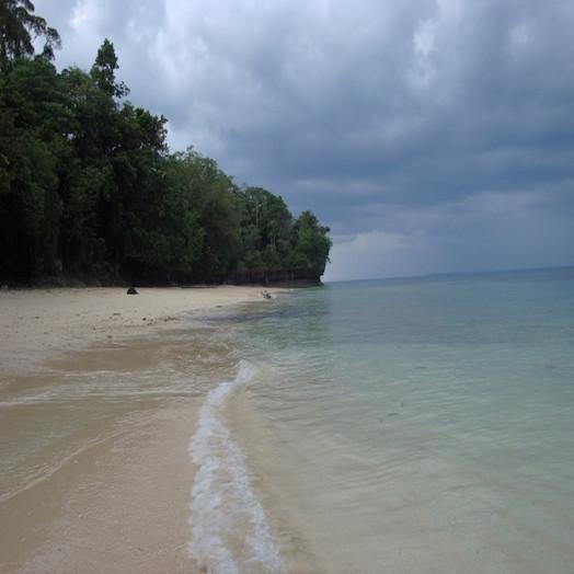 Pantai Segara Indah / Bosnik