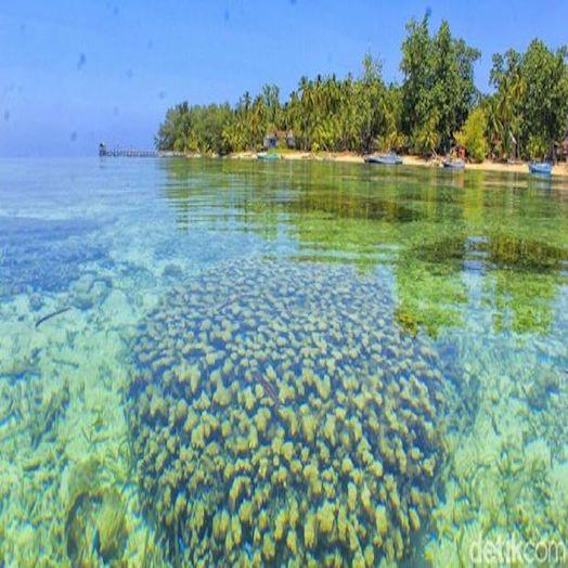 Pulau Kapoposang