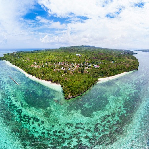 Pulau Tomea