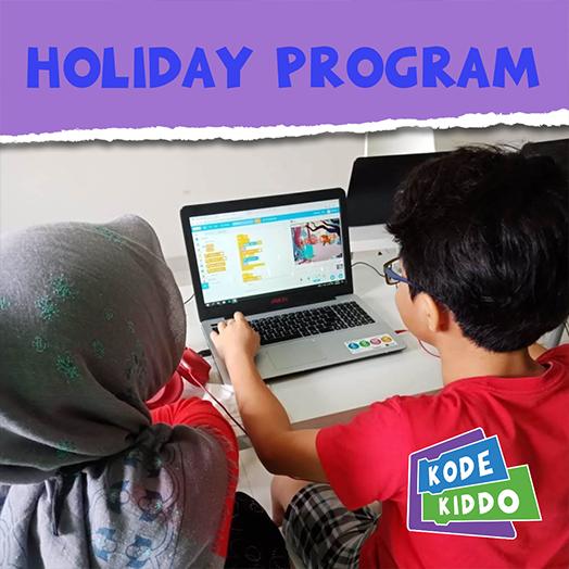 Kode Kiddo Holiday Program