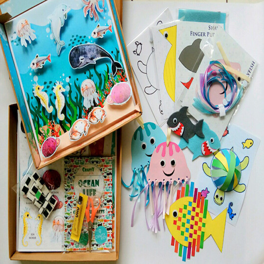 DIY ACTIVITY AT HOME WITH CRAFTY KIDS