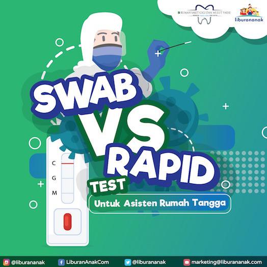 Swab VS Rapid Test