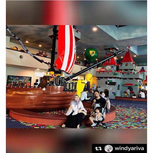 Liburan Keluar Negeri Bareng Anak? Ajak ke Lego Land Malaysia Resort yuk!