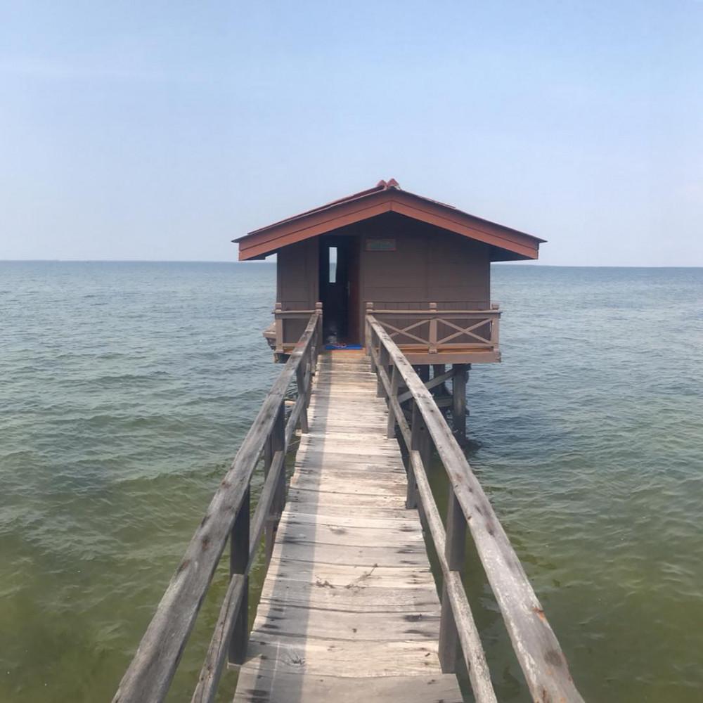 Pulau Bidadari, Kepulauan Seribu