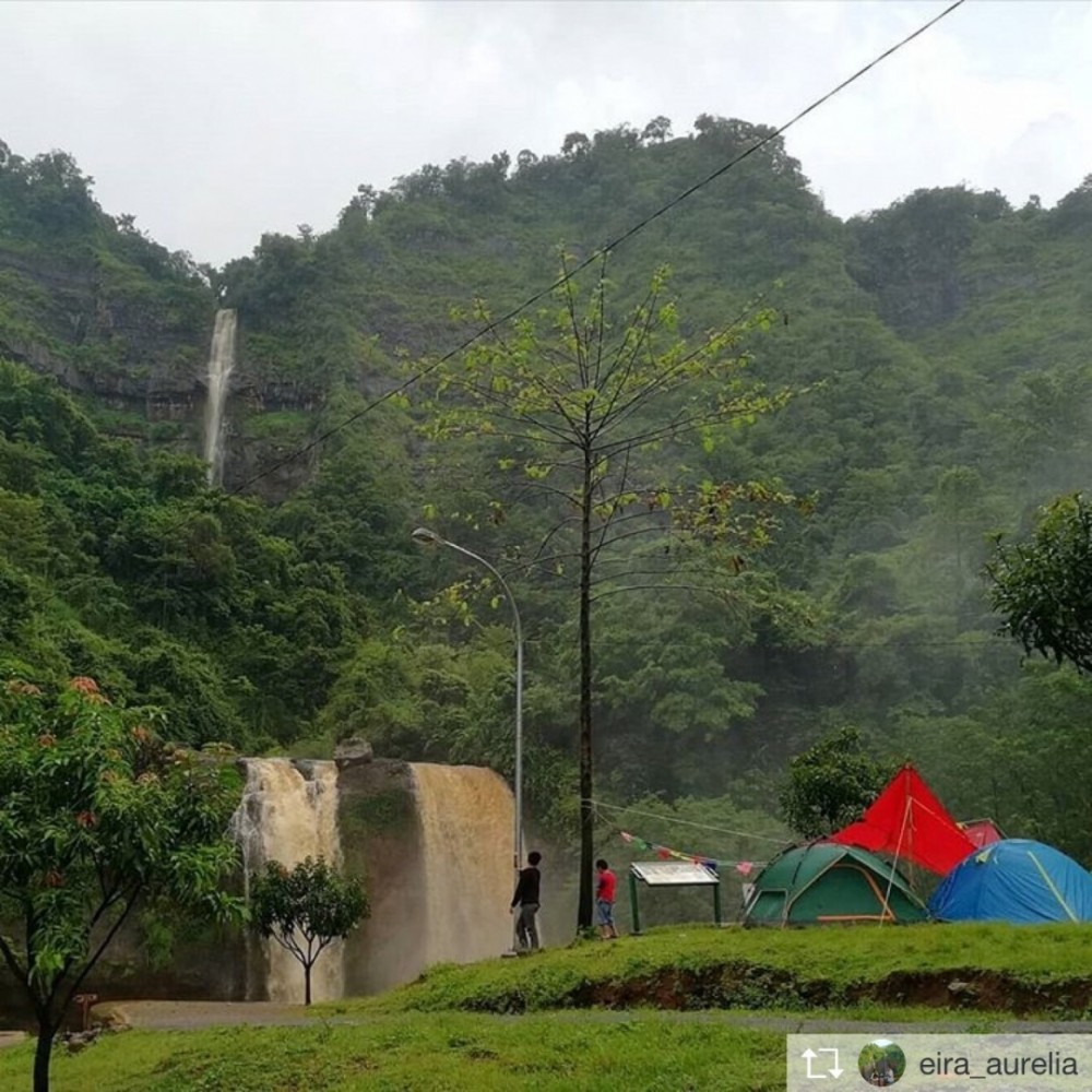 Curug Sodong  Sukabumi