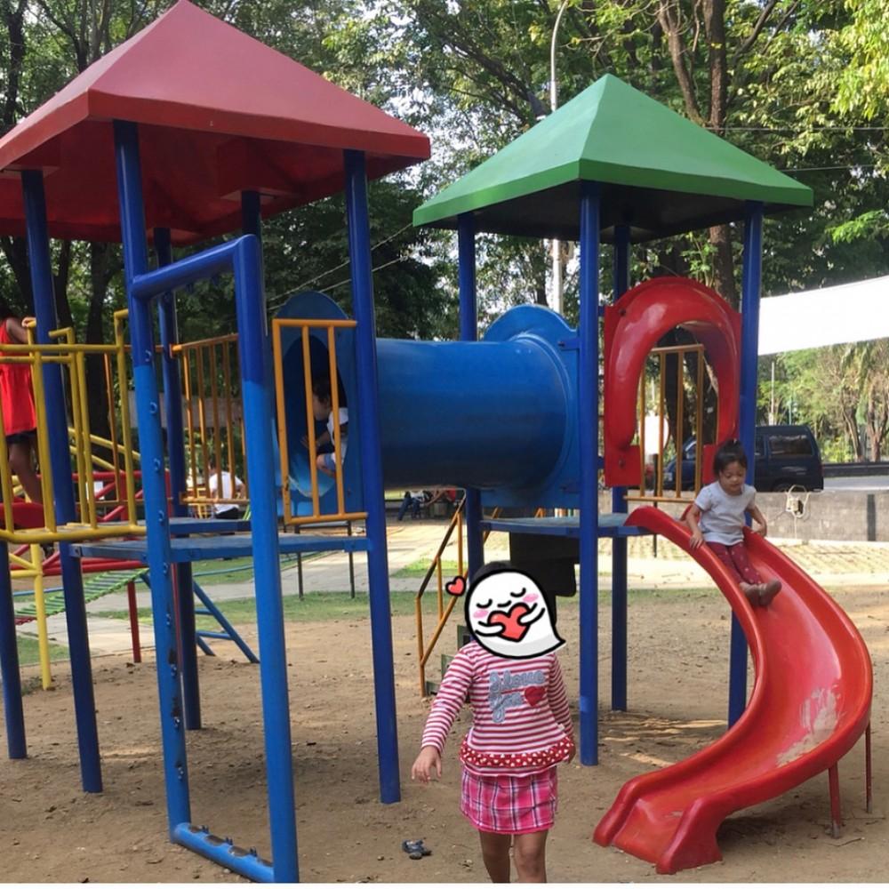 Villa Park Banjarsari, Taman Monumen 45 Banjarsari.