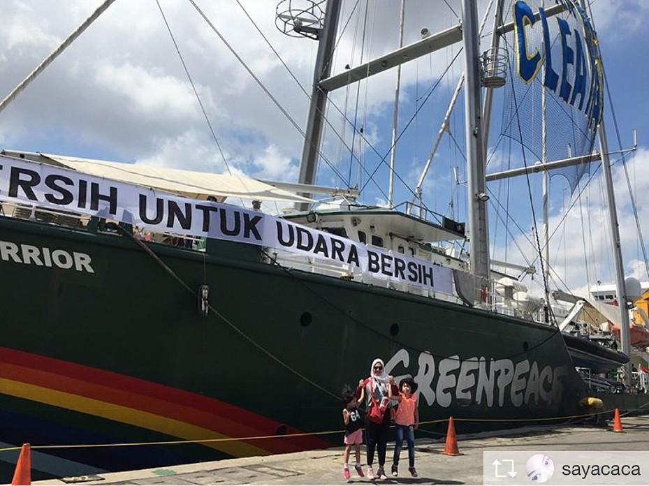 Pelabuhan Tanjung Priok Jakarta Utara
